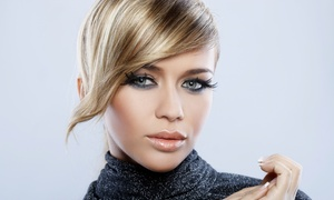 Captivate: Cut and Finish (£12) With Colour or Highlights (from £22) at Captivate (Up to 63% Off)
