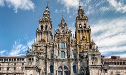 Santiago de Compostela: estancia para 2 personas con detalle de bienvenida y opción desayuno en A Tafona do Peregrino