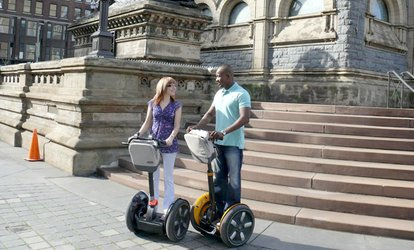 60-Minute Segway Tour with Cleveland Segway Tours (Up to 53% Off). Four Options Available.