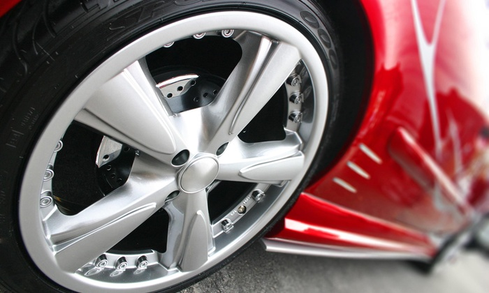 The Auto Spa - Maplewood - Oakdale: $88 for $195 Worth of Services — The Auto Spa