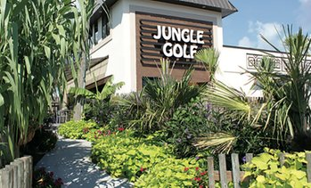 Up to 50% Off Mini Golf Passes at Jungle Golf