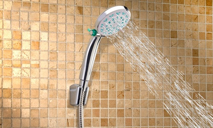 Eco Five-Function Shower Head