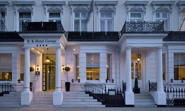 Image result for k+k hotel george london