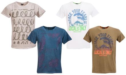 T-shirt Coveri collection disponibili in 2 modelli