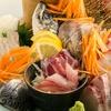 東京都/新橋≪旬の刺身4点盛り、若鶏ステーキ塩焼など厳選コース全9品+最大180分飲み放題≫