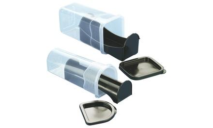 Set de 2 contenedores de galletas Wenko