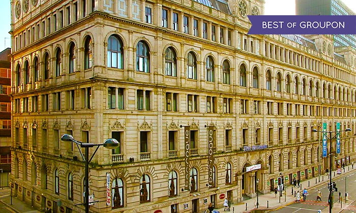 Groupon Hotel Deals In Manchester City Centre