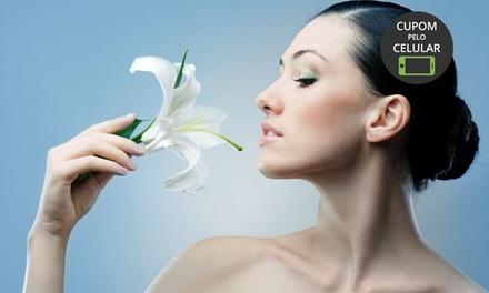 Flor da Pele – Ipiranga: 1, 3, 5 ou 10 visitas com limpeza de pele, peeling de diamante, máscara de maçã e drenagem
