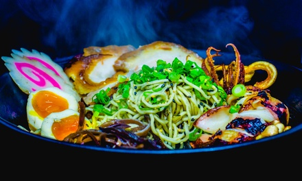 Ramen and Gyoza for Two at Banyi Noodle Tapas (Up to 48% Off)