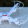 4-Channel RC Quadcopter Drone with 2MP HD Camera