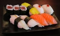 Japanisches All-you-can-eat inkl. Plaumenwein für 2 Personen bei Fant Asia Sushi Bar (bis zu 31% sparen*)