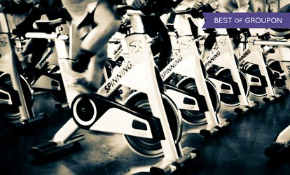image for Five or 10 Indoor Cycling Classes at Pedal Spin Studio (Up to 61% Off)
