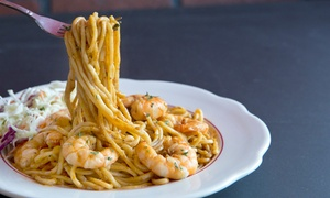 Swamp X Shrimp Shack: $12 for $20 worth of Cajun-Style Seafood at Swamp X Shrimp Shack