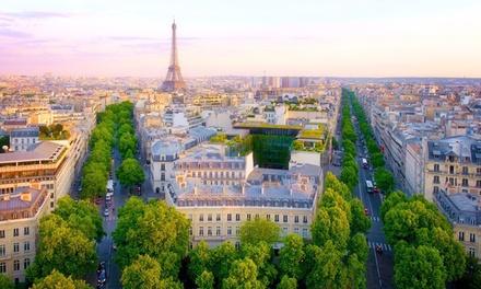 París: habitación doble superior para 2 personas con opción desayuno, cena y bebida de bienvenida en Hotel Campanile