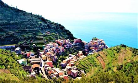 Liguria, Cinque Terre: fino a 3 notti con colazione e 1 cena Agriturismo Cerrolungo