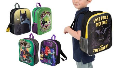 65b81a0d2dea Lego Batman Joker s Mad House  3D EVA Junior Backpack for £7.99 ...