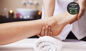 Josy Podologia: Josy Podologia – Niterói: 1 ou 2 visitas com podologia, massagem podal e hidratação