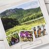 Livre photo carré A4 personnalisable