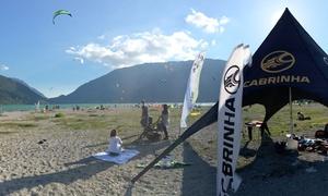 RideWithUs Kitesurf & Snowkite School: Esperienza dil kite surf per una o 2 presso l'ASD Ride With Us Kitesurf & Snowkite School (sconto fino a 75%)
