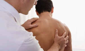 Exe Chiropractic Clinic: Chiropractic Consultation and Treatment for £15 at Exe Chiropractic Clinic (63% Off)