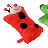 Cloudz Plush Animal On-Hand Pillow Pals