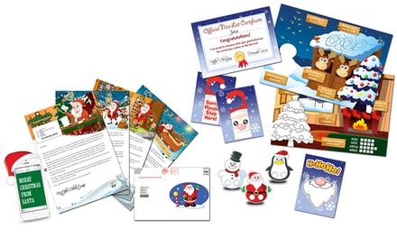 Personalised Santa Claus Letter from £1.95 With Free Delivery