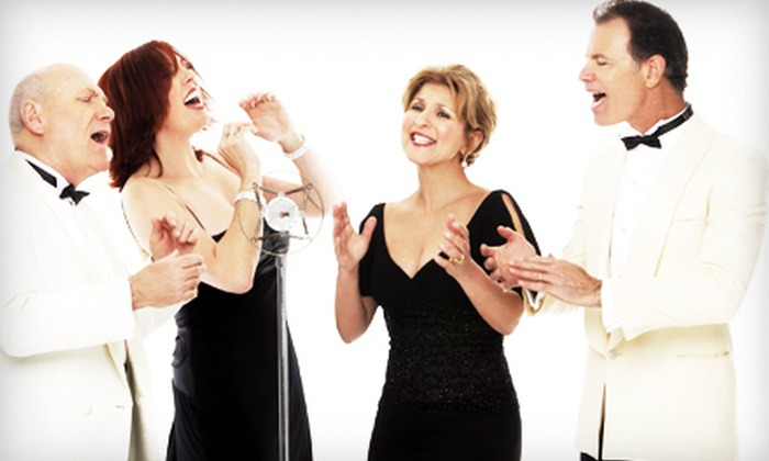 Manhattan Transfer - Balboa Theatre: The Manhattan Transfer at Balboa Theatre on Friday, May 10, at 7:30 p.m. (Up to 35% Off). Two Options Available.
