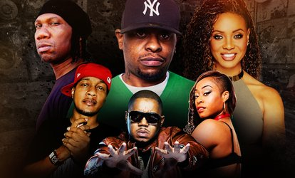 image for The Legends Fest: Hip Hop Edition featuring Scarface, DJ Quik, MC Lyte, KRS One and More on Friday, May 25, at 8 p.m.