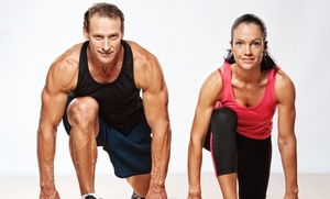 Fitness Nation: 10  Boot-Camp Classes or One or Two Months of Unlimited Boot-Camp Classes at Fitness Nation (Up to 81% Off)
