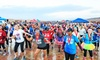 The Ultimate Wine Run - Raymond James Stadium: 5K Registration Package for One, Two, or Four People at The Ultimate Wine Run (Up to 58% Off)