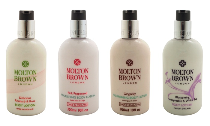 Molton Brown Body Lotions