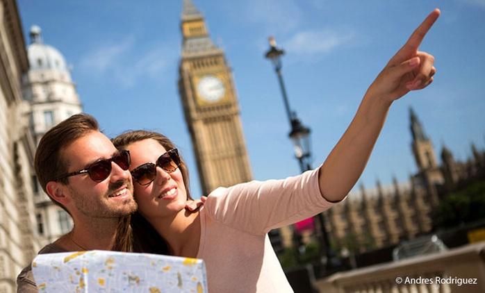 Busreise London: 4 Tage mit Aufenthalt im zentralen 4*Hotel inkl. Verpflegung, Fährüberfahrt & Exkursionen