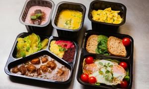 Dzień Dobry Catering: Catering tradycyjny lub wegetariański z dostawą na 3 dni od 103,99 zł i więcej opcji w Dzień Dobry Catering