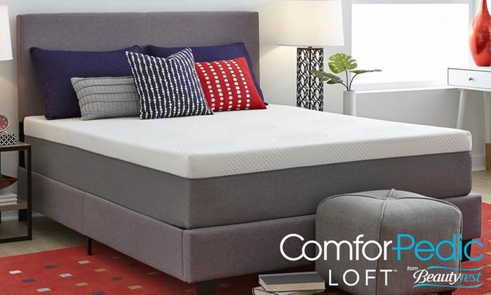 Comforpedic Loft From Beautyrest 10 Gel Mattress Made