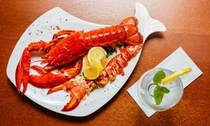 Mela Verde: 3-daniowa uczta z homarem dla dwojga za 149,99 zł w Mela Verde