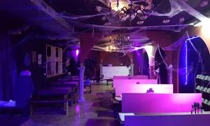 Dr Frankenstein Horror Pub: Menu del terrore con cocktail o birra fino a 8 persone al Frankenstein Horror Pub ai Navigli (sconto fino a 36%)