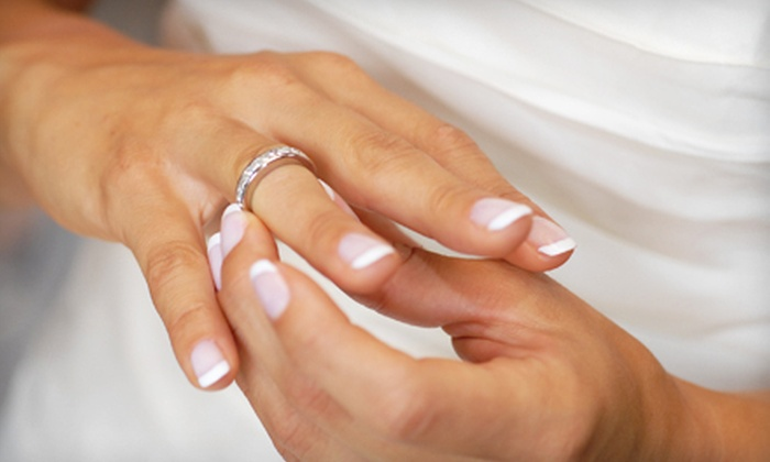 Green Beauty Creation - San Jose: $115 for Bridal-Party Mani-Pedis for Six at Green Beauty Creation ($240 Value)