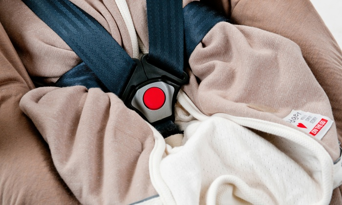 70c0a4dab86 Porte bébé ventral Lodger Shelter coton sport