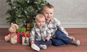 Up to 91% Off a Photo Shoot with Prints from Picture People  at Picture People, plus 6.0% Cash Back from Ebates.