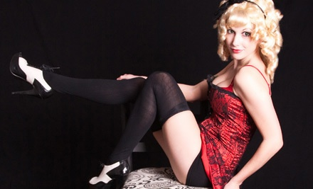 Pinup or Boudoir Photo-Shoot Package (a $295 value)  - Allison Halkey Photography in Madison