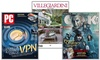 Zenais (Chili - Mondadori - Infinity): Abbonamento a CIAK, VilleGiardini e PC Professionale con spese di spedizione incluse (sconto fino a 55%)