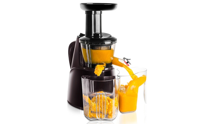 Extracteur de jus HomeKraft Groupon