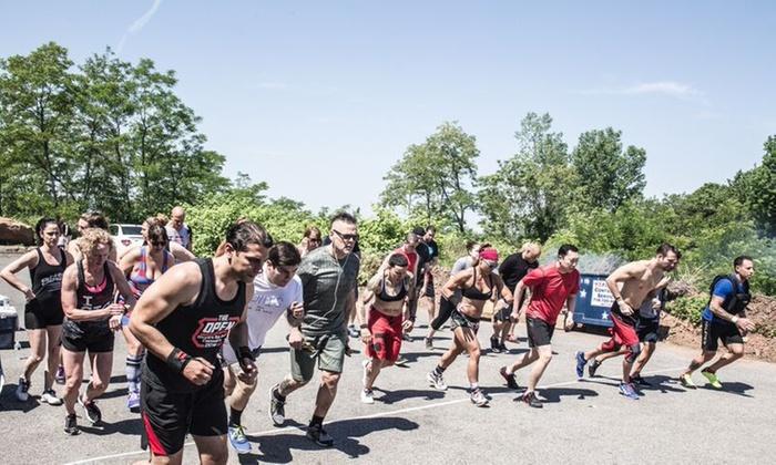 Staten Island CrossFit - Travis - Chelsea: Up to 70% Off Foundations Month at Staten Island CrossFit
