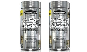 MuscleTech Pro Series Clear Muscle (2-, or 3-Pack)