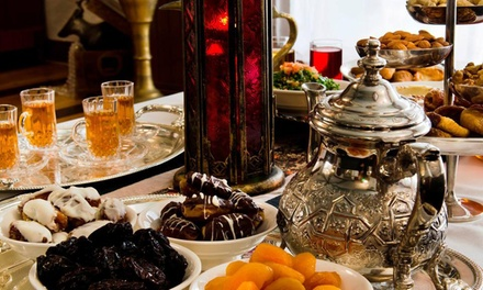 Iftar Buffet with Ramadan Juices for Up to Six from La Piazza Restaurant at 4* Holiday Inn Abu Dhabi (Up to 35% Off*)