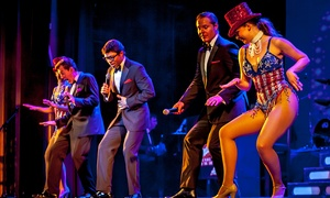 Rat Pack: Ticket to See The Rat Pack Vegas Spectacular Show, Komedia, 3 June (Up to 32% Off)