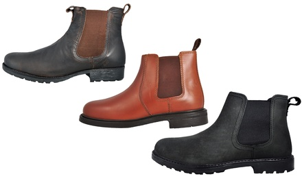 Red Tape Chelsea Boots
