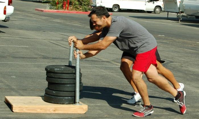 Crossfit East Redlands - Mentone: Four Weeks of Unlimited CrossFit Classes at CrossFit East Redlands (71% Off)