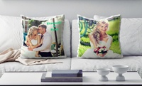 Custom Printed Pillow Cushion Covers with Custom Text from CanvasOnSale