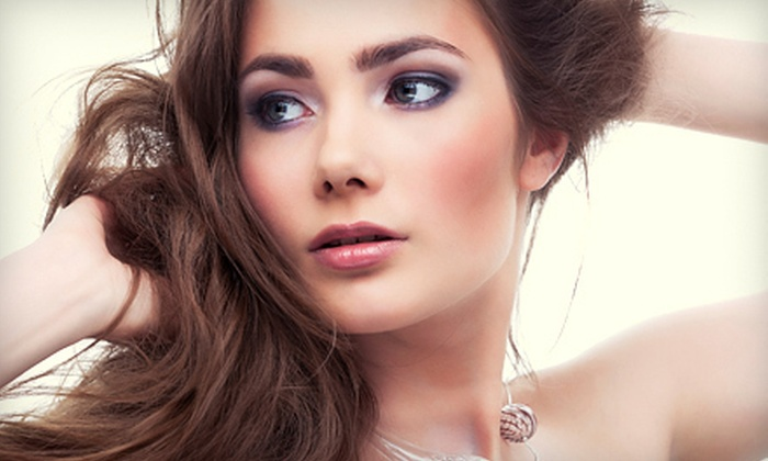 FaceInk - Southfork: Permanent Makeup at FaceInk in Henderson (Up to 68% Off). Three Options Available.